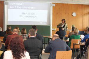 Nachschau: der powerday Zoll & Exportkontrolle in Kapfenberg