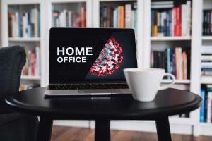Home Office Arbeitsplatz