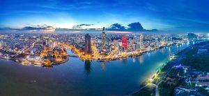 Stadt in Vietnam